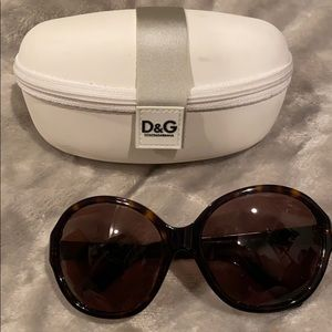 D&G Sunglasses with Case